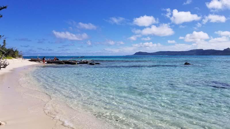 サイパン・マニャガハ島