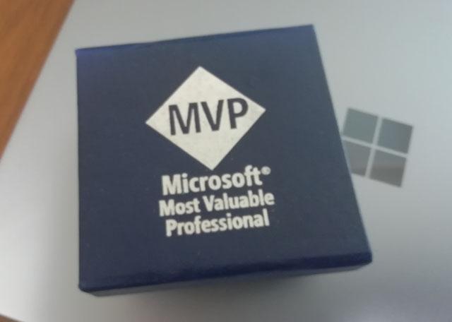 Microsoft MVP 15年連続受賞